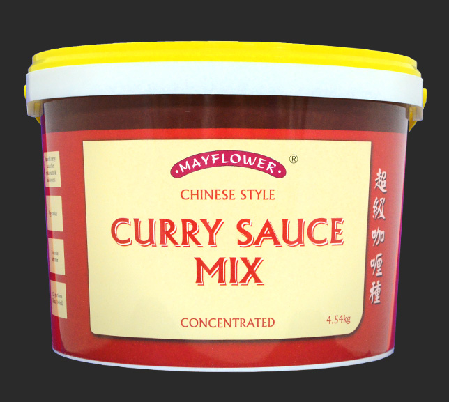 Mayflower Curry Sauce Mixes 4.54kg